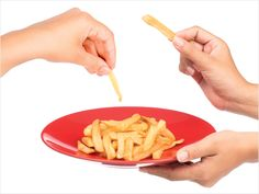 what high calorie options do you say no to at fast food restaurants