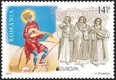 Romania - Europa 2014