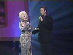 Vince Gill & Dolly Parton - I Will Always Love You (CMA 95)
