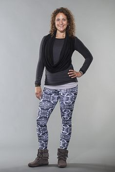 Lunar Hot Pants (Jiva) from Superfun Yoga Pants.  $72 + tax and shipping as applicable.