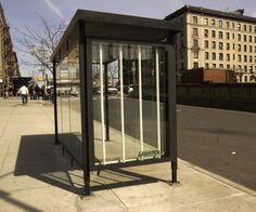24 Unique Examples of Creative Bus Stop Advertising Guerilla Marketing Photo