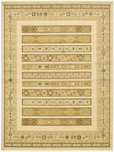 Nomad Cream Area Rug