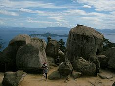 (eutherian) Tags: rocks miyajima summit itsukushima setoinlandsea mountmisen japaneseislands sacredislands