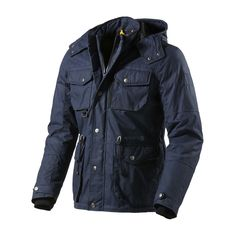 Union Garage NYC | REV'IT! Concorde My new cool/cold weather riding jacket. Love it!