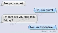 Strange Text Messages - So Funny Epic Fails Pictures Funny Texts Jokes, Text Jokes, Funny Text Fails, Cute Texts, Funny Text Messages, Stupid Funny Memes, Funny Relatable Memes, 9gag Funny, Best Friend Text Messages