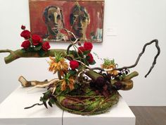 Bouquet to Art 2014 design by Hiromi Nomura ; Francoise Weeks