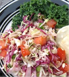 Sweet And Spicy Cole Slaw Hcg Recipe