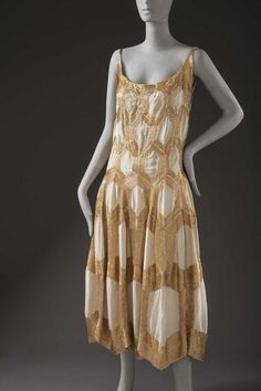 Woman's Evening Dress, 1925, by Madeleine VionnetLACMA acquires couture collection sp