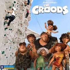 Love #DreamWorks #TheCroods? So do we!  You can now watch the movie on opening day onboard select Royal Caribbean ships.