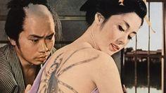 Irezumi (1966) Japanese movie