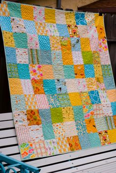 summer in a quilt! by @amanda