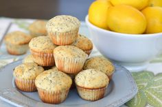 These Lemon Poppy Seed Mini Muffins add a fresh burst of brightness to your breakfast or brunch! I mentioned briefly that I was at a bachelorette party a couple weekends ago. It was for my sister-i…