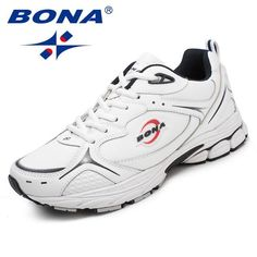 $38.62 | BONA New Classics Style Men Running Shoes Lace Up Men Sport Shoes Leather Men Outdoor Jogging Sneakers Comfortable free shipping Outfit Accessories FromTouchy Style | Free International Shipping. Best Casual Shoes, Casual Leather Shoes, White Casual Shoes, Leather Men, Comfortable Dress Shoes For Women, Lacing Shoes For Running, Style Men, Slip On Shoes, Jogging