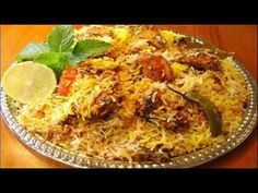 This Shahi Nawabi Biryani.has given immence pleassure of cooking this Biryani for my family n friends.this Shahi Biryani is enriched with more flavours from Nawabi kind of peoples. Hyderabadi Biryani Recipe, Dum Biryani, South African Recipes, Indian Food Recipes, Ethnic Recipes, Kerala Recipes, Nasi Briyani Recipe, Briani Poulet, Rice Recipes