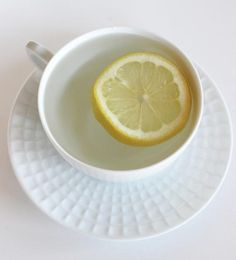 Trying to cut coffee out of your morning? A cup of hot water with fresh lemon juice is an ideal alternative that manynutritionists drink every day — and it's not just because of its tangy flavor! Here are four compelling reasons to make this quick concoction part of your morning ritual.
