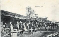 1916, Edessa Macedonia Hellas Macedonia Greece, Old Greek, Extraordinary People, World Cultures, Old Photos, The Past, Around The Worlds, Memories, Black And White