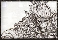 Games and Art: The Monkey King -Katsuya Terada