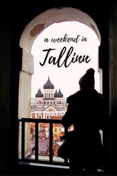How to spend a winter weekend in Tallinn, Estonia