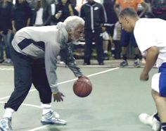 Pepsi Max Kyrie Irving present Uncle Drew - updated