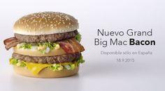 DONE Bienvenido a McDonald's España | McDonald's España