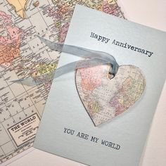Personalised Handmade Ordnance Survey Gift / Card  #stickandpastehandmadecards #ordnancesurvey #personalisedgift #weddingcard #congratulationscard #engagementcard #newhomecard #newbabycard #heart #handmadegift #handmadeg #anniversarycard #greetingcard #uniquegift #map #movinghousecard
