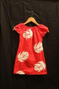 Lilo and Stitch Peasant Style Lilo Dress Girls by SparkleOn101, $40.00