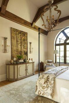 English Country - Harrison Design Harrison Design, Walnut Kitchen, Kitchen Cabinetry, Large Windows, Design Crafts, Country, Ranch Homes, Interior, Furniture