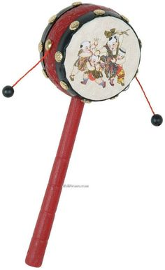 Chinese Musical Instruments - ideas for Asia box