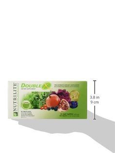 NUTRILITE DOUBLE X MultivitaminMultimineralPhytonutrient  62 Tablets each 186 Tablets Total  31Day Supplywith Case * Want additional info? Click on the image. (This is an affiliate link and I receive a commission for the sales)