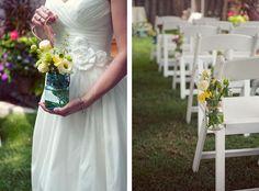 September Wedding Ideas in back yard     Weddings across Colorado DIY in the Backyard   Wedding Ideas ...