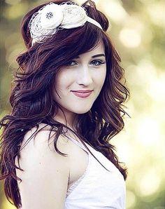 Bridal Rosette Headband
