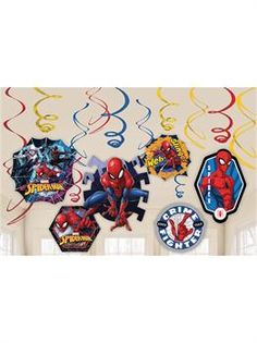 dazzling toys Spider Webs and Spiders 12 Individually Wrapped Spider Webs that Contains a Plastic Spider Inside
