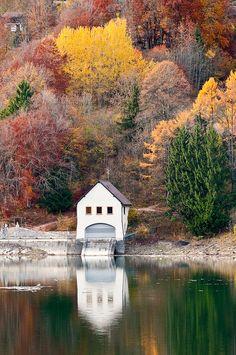 #Switzerland ~ Charmey, Fribourg, Switzerland by christianmeichtry, via Flickr