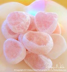 Rose quartz windows... Sending love, peace, compassion to you.