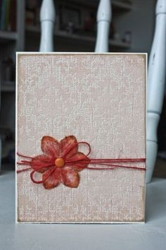 Blank card by shacomi