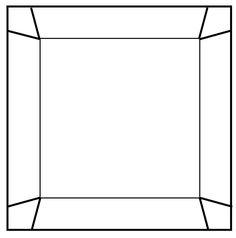 How to make a square baking dish slab method template                                                                                                                                                                                 More