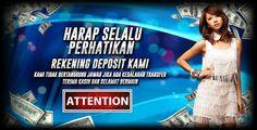 Bandar poker uang asli - Main judi poker yang asli mesti ketahui trick memaikan yang benar. Hal semacam ini anda kerjakan agar nanti dapat memenangi judi