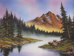 bob ross paintings for sale | Bob Ross Paintings, Bob Ross Art Gallery, Bob Ross Artwork, Pictures: