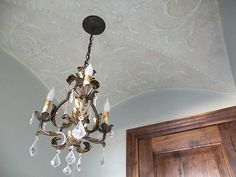 Ornamental-Decorative-Painting-on-Ceiling