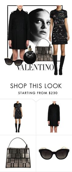 """valentino"" by miha-jez ❤ liked on Polyvore featuring Valentino"