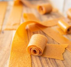 You don't need a dehydrator for this simple fruit leather recipe, just your oven! A blender makes quick work of the pureeing and you can make just about any fruit combinations you like. #preservetheharvest #fruitleather #homesteading