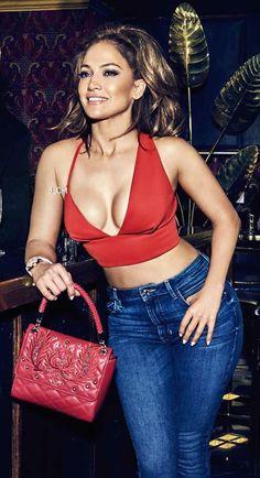 Pinterest: DEBORAHPRAHA ♥️ Jennifer lopez for guess campaign