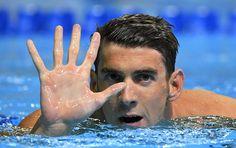 Phelps é ouro nos 200m borboleta e  vai à Rio 2016, sua quinta Olimpíada #globoesporte
