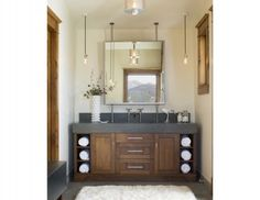 Are you building your modern home and would like to have a contemporary bathroom design? Are you eyeing one of those contemporary bathroom designs in luxurious hotels and would want to have it in y… Bathroom Vanity Designs, Contemporary Bathroom Designs, Bathroom Ideas, Bathroom Vanities, Bathroom Trends, Bathroom Makeovers, Budget Bathroom, Bathroom Storage, Sinks