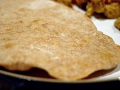 quick and easy whole wheat flatbread