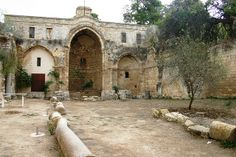 Church of St. Anne (Crusader) www.ffhl.org #Franciscan #HolyLand