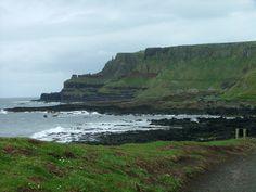 Ireland~Giant's Causeway