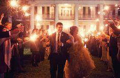 Lane + Dan « Southern Weddings Magazine