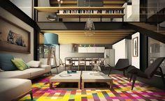 Inspiration Design For Living Room