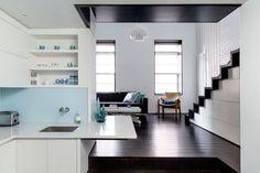 Um pied-à-terre nascido das cinzas - Casa Vogue | Interiores